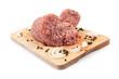 Ground meat pig - Hackfleisch Schwein