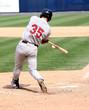 Right-handed batter