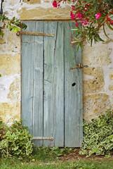 jolie porte d'entrée bucolique  # 02