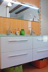 salle de bain moderne # 01