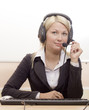 Operator of call center