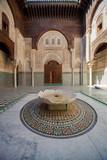 Al-Qarawiyyin Mosque, Fes(Fez), Morocco (3) poster
