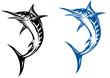 Marlin mascot
