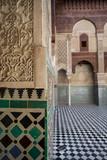 Al-Qarawiyyin Mosque, Fes(Fez), Morocco (8) poster