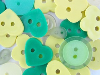 Yellow and Green Buttons