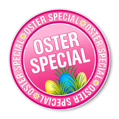Sticker - Oster Special (II)