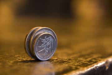中国のコイン