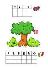 gioco 1, albero