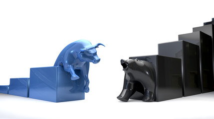 Bull & Bear Econonomic Trends Converge