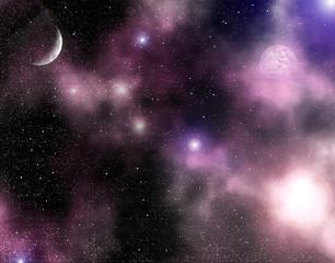 Flame Nebula,