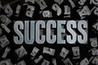 Success concept related words