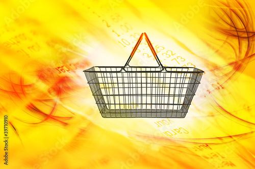 shopping basket image