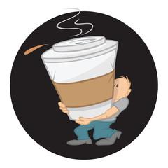 coffee large
