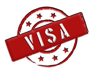 Visa - Red