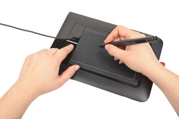 Tablet for drawing