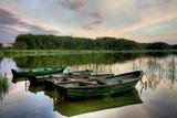 lake & boat