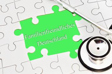 familienfreundliches Deutschland