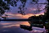 lake & boats