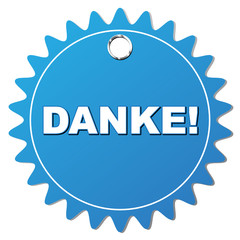DANKE! ICON