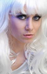 sexy blondine