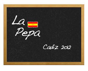 La Pepa.
