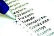 Questionnaire médical psoriasis