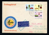 Vintage german first day cover