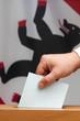 Wahlurne Berlin