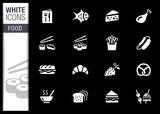 White - Food Icons