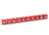 regulation poster