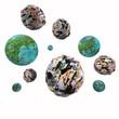 Garbage's Globe