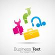 logo business, travaux/bricolage/réparation