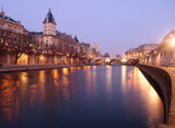 view from Pont Neuf bridge