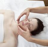 pampering rejuvenating palming poster