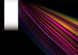 Rainbow speed tag