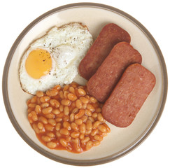 Spam, Egg and Beans