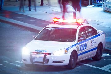 NYPD Polizeiauto