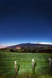 Lumières nocturnes sur La Réunion poster