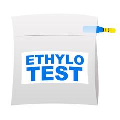 éthylotest - contrôle d'alcoolémie - sécurité routière