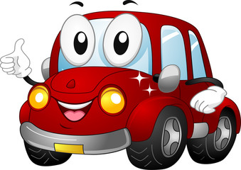 Car Mascot