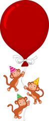 Balloon Monkeys