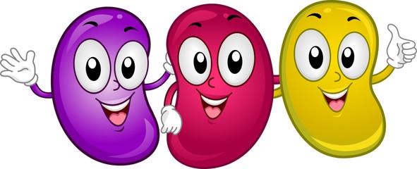 Jellybean Mascots