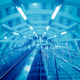 Handrail elevator poster