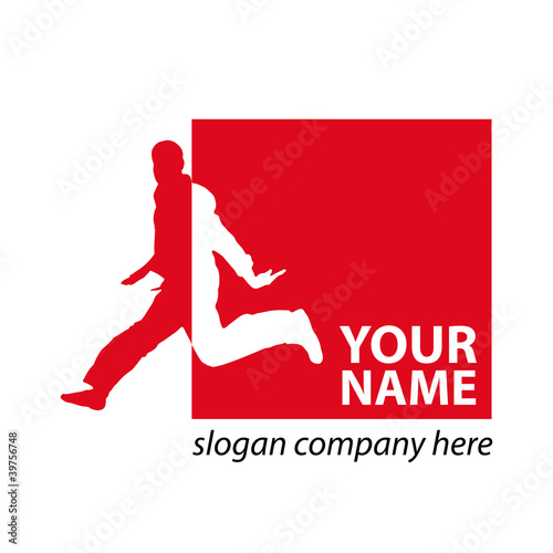 Logo exit strategy # Vector