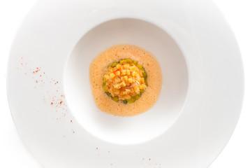 Hummer | Bisque | Mango | Estragon