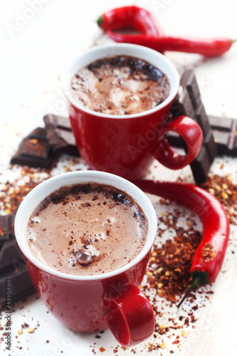 Very Hot Chocolate