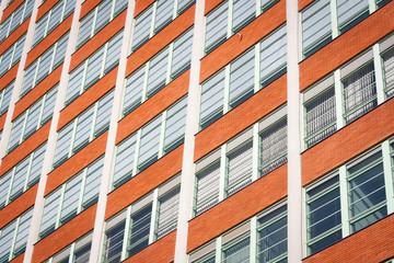 Architectural concept - administrative building no. 21 in Zlin