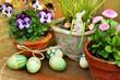 Ostern im Garten