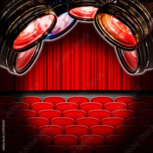 theatre cameras