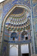 Mosque in Uzbekistan